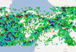 Deprem mi oldu, kaç şiddetinde, nerede (23 Ağustos) AFAD - Kandilli  son depremler listesi yayınlandı