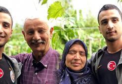 Fransada corona tedavisi gören anne- babası için yardım istedi
