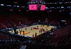 NBAde antrenman tesislerini açan takım sayısı 10a çıktı