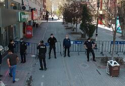 Kütahya'da tedbirlere uymayan bin 418 kişiye ceza yağdı
