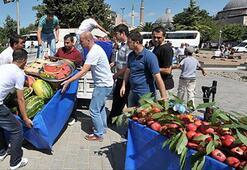 Son dakika Gaziantepte, seyyar satıcılara corona virüs yasağı