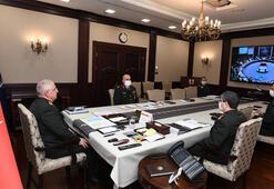 Orgeneral Güler, NATO Askeri Komite Genelkurmay Başkanları ile bir  araya geldi