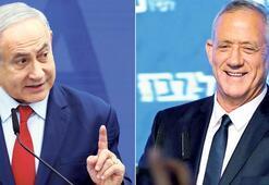 İsrailde Netanyahu-Gantz koalisyonu karşıtı gösteriler sürüyor
