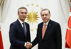 Son dakika haberi.. Cumhurbaşkanı Erdoğan, NATO Genel Sekreteri ile görüştü