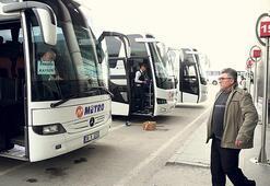 Ankara - İstanbul otobüsle azami 160 TL