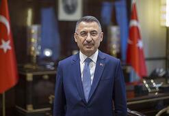 Cumhurbaşkanı Yardımcısı Oktay, gündeme ilişkin değerlendirmelerde  bulundu