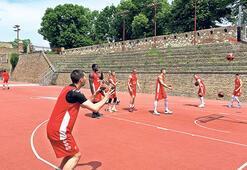 Kızılyıldız, Belgrad Kalesi'nde antrenman yaptı