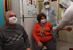 Tuzlada her ay 3 binden fazla hastaya evde sağlık hizmeti