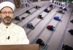 Son dakika Camiler ne zaman açılacak Diyanet İşleri Başkanı Ali Erbaştan flaş açıklama