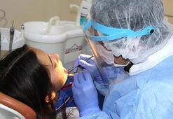 Dişçiler çalışıyor mu Dişçiler ne zaman açılıyor Normalleşme tarihleri 2020