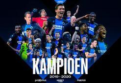 Son dakika | Belçika Ligi resmen tescil edildi Şampiyon Club Brugge...