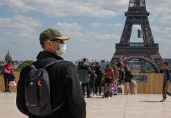 Son dakika haberi... Fransasa corona virüsten ölenlerin sayısı 27 bin 529 oldu