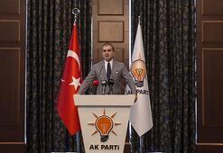 AK Parti Sözcüsü Çelik, Adanada Vefa Sosyal Destek Grubuna yapılan saldırıyı kınadı