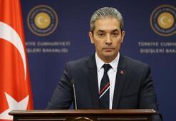Sözcü Aksoydan, AB Dışişleri Bakanlarına Doğu Akdeniz tepkisi