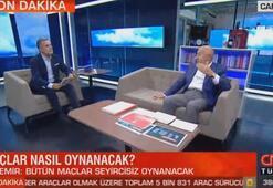 TFF Başkanı Nihat Özdemir: Herkes futbol başlasın istiyor