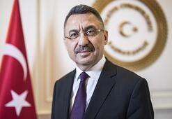 Cumhurbaşkanı Yardımcısı Oktay: Kırıkkaledeki tesiste aylık 45 milyon maske üretilecek