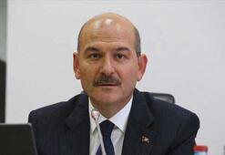 Bakan Soylu, Cizre Jandarma Taktik İHA Birlik Komutanlığı'nın açılışında konuştu
