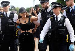 Son dakika: Canlı blog | İngiltere karıştı Maske takmadan parkta toplandılar...