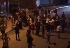 Arnavutköyde taciz iddiası Kavga meydan savaşına döndü