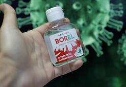 Bor katkılı dezenfektan satışı 4 milyon şişeye yaklaştı