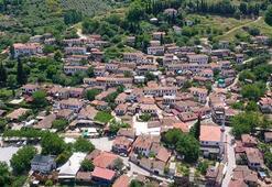 İzmirdeki kıyamet köyü sessizliğe büründü