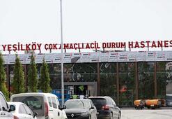 Yeşilköy ve Hadımköydeki hastanelerin inşaat çalışmalarında sona geliniyor