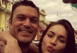 Megan Fox ve Brian Austin barıştı
