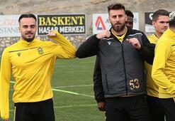 Yeni Malatyasporda antrenmanlar devam ediyor