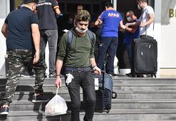 Malatyada karantina süreleri dolan 170 kişi, memleketlerine uğurlandı