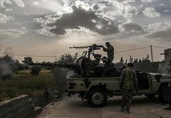 Son dakika | Libya Ordusu: Hafter işgalindeki Vatiyye Askeri Üssünde kontrolü sağladık