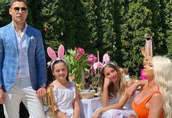 Dusco Tosic eşi Jelena Karleusa ile buzları eritti Barışma hediyesi...