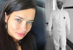 Adriana Limadan kuzeninin eşine teşekkür