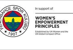 Fenerbahçe Kulübü, Kadının Güçlenmesi Prensiplerinin (WEPs) imzacısı oldu
