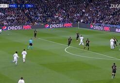 Manchester City ilk kez Şampiyonlar Liginde Real Madridi mağlup ediyor