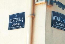 Bütün sokaklar Atatürk'e çıkıyor