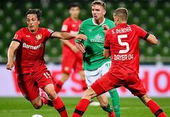 Werder Bremen - Bayer Leverkusen: 1-4