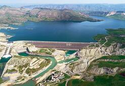 Ilısu'da elektrik  üretimi başlıyor