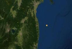 Japonyada 5,3 büyüklüğünde deprem