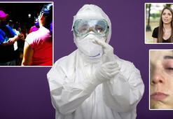 Son dakika... Kabus corona virüsü gölgede bıraktı Hemşire ve doktorlar...