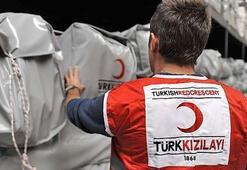 Türk Kızılayın bağış programında 15 milyon 600 bin lira toplandı