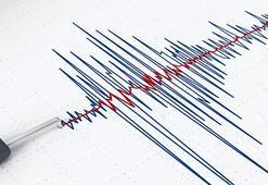 Bugünkü son depremler... Deprem mi oldu