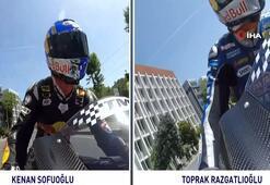 Kenan Sofuoğlu ve Toprak Razgatlıoğlu 19 Mayıs için yarıştı