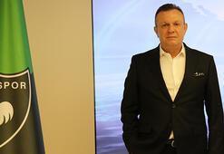Ali Çetin: Denizlispor olarak oynamaya hazırız