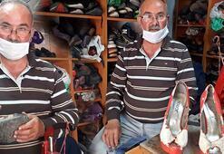 Ayakkabı ustası isyan etti Emanetçi dükkanı gibi olduk