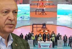 Cumhurbaşkanı Erdoğan sosyal mesafe kuralına uymayan protokolü uyardı