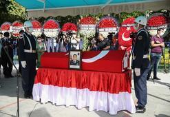Şehit Jandarma Yüzbaşı Ferhat Çiftçi son yolculuğuna uğurlandı