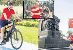 İzmir'de 101'inci yıl heyecanı durmadı