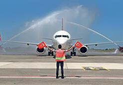 9 milyon yolcuyla tarihi uçuş