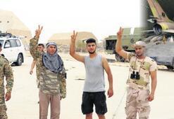 Libya'da UMH ilerleyişi sürüyor