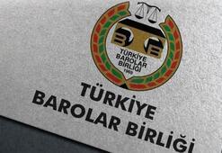 TBB ve 80 barodan ortak açıklama: Baro seçim sistemine müdahale durdurulsun
